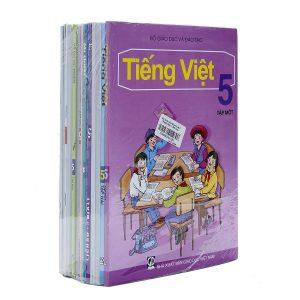 Bộ Sách Giáo Khoa Lớp 5 Bài Học