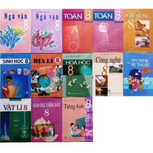 Bộ Sách Giáo Khoa Lớp 8 Bài Học