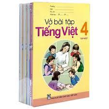 Bộ Sách Giáo Khoa Lớp 4 Bài Tập