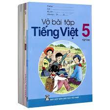 Bộ Sách Giáo Khoa Lớp 5 Bài Tập