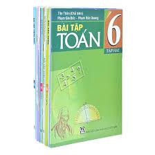 Bộ Sách Giáo Khoa Lớp 6 Bài Tập