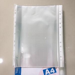 bìa nhựa lỗ 500g