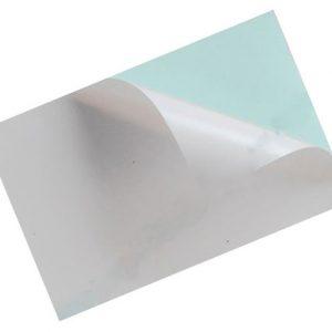 giấy decal A4 màu xanh
